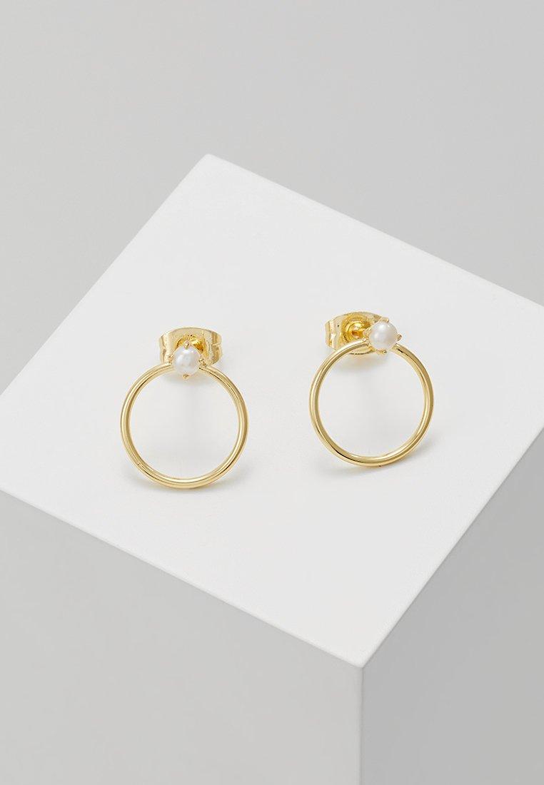 Estella Bartlett - CIRCLE EARRINGS - Ohrringe - gold-coloured
