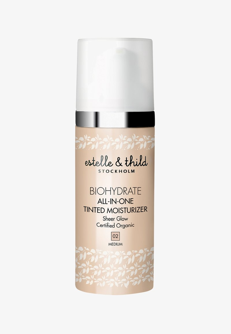 Estelle & Thild - ALL-IN-ONE TINTED MOISTURIZER 50ML - Getinte dagcrème - 02 medium
