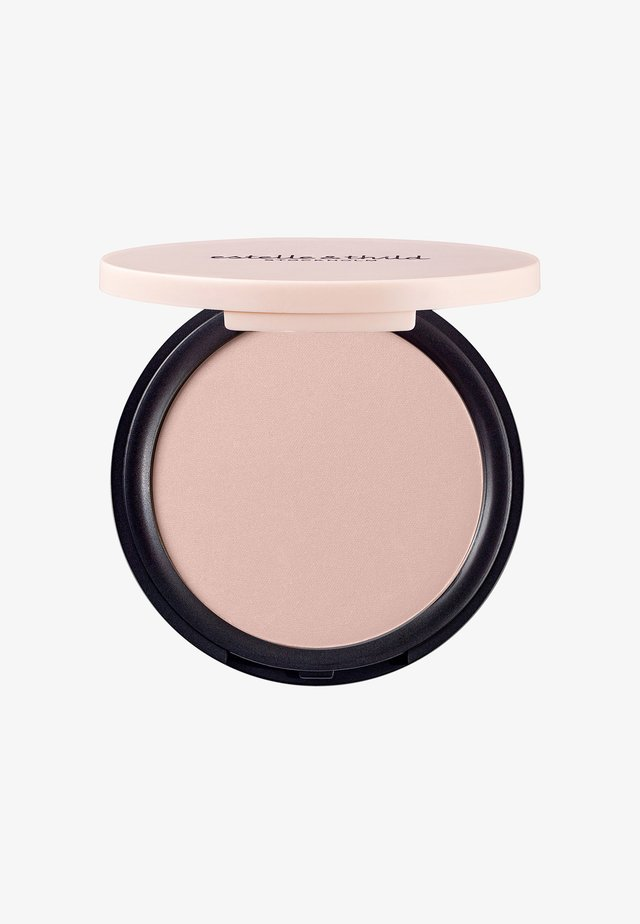 BIOMINERAL FRESH GLOW SATIN BLUSH 10G - Blusher - soft pink