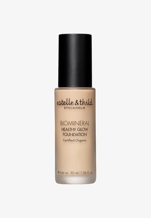 BIOMINERAL HEALTHY GLOW FOUNDATION 30ML - Fondotinta - 111 light pink