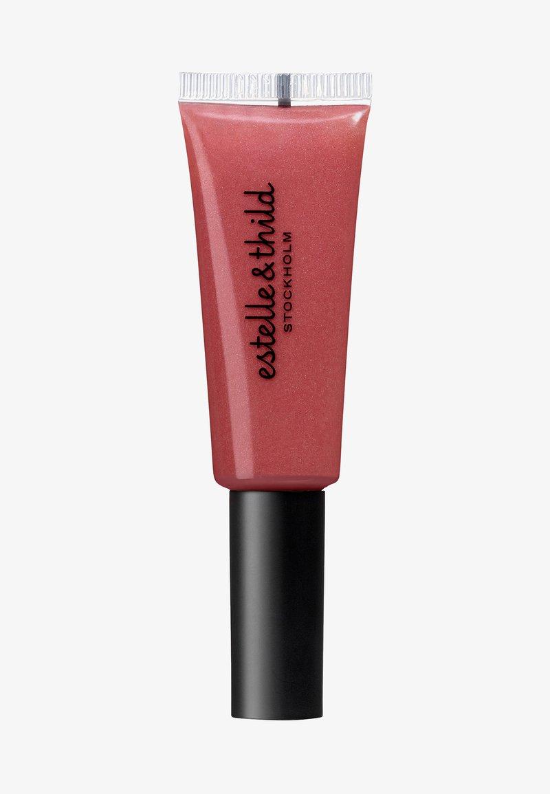 Estelle & Thild - BIOMINERAL LIP BALM 10ML - Lip balm - raspberry ruffles