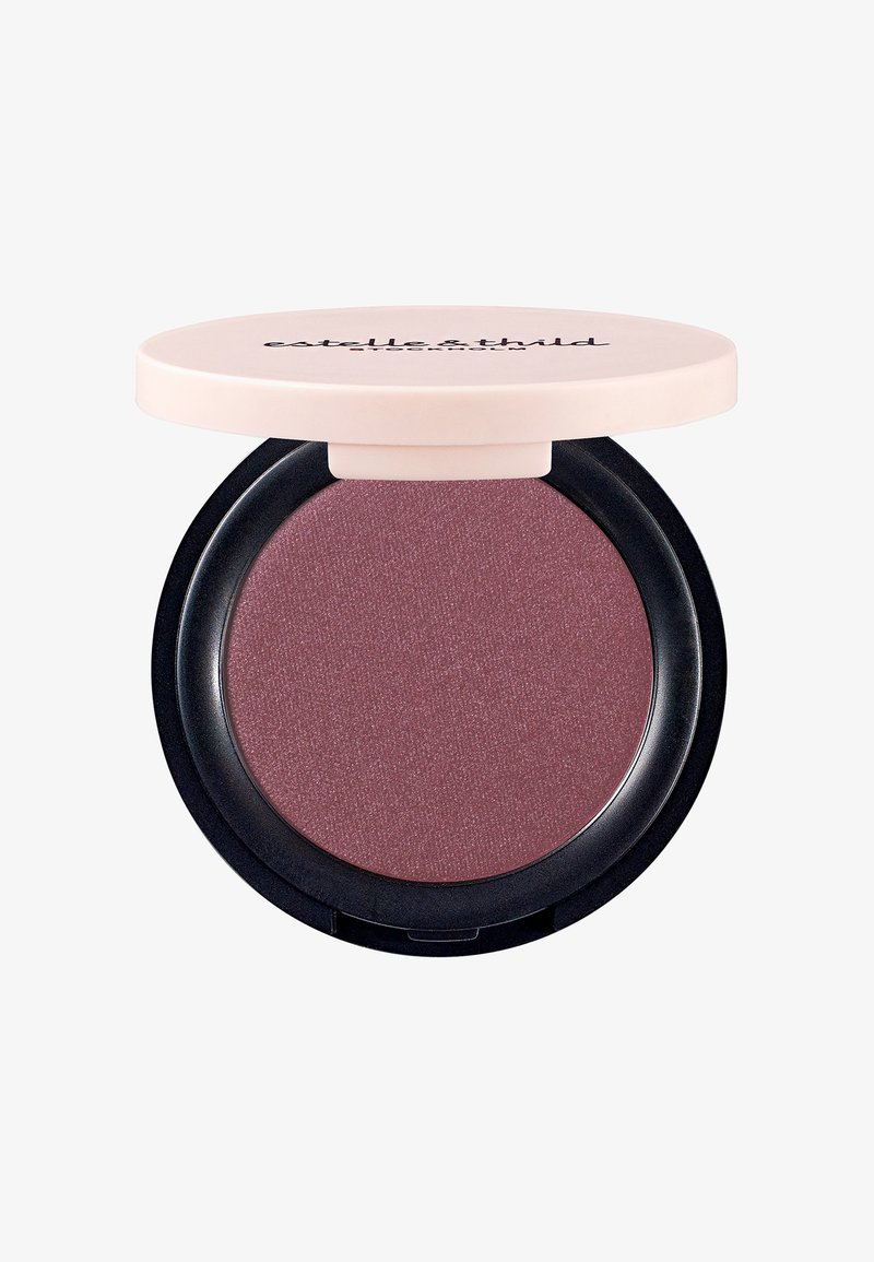 Estelle & Thild - BIOMINERAL SILKY EYESHADOW 3G - Cień do powiek - dark muave