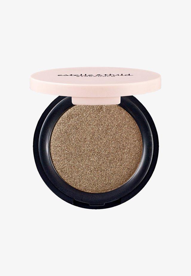 BIOMINERAL SILKY EYESHADOW 3G - Eye shadow - caramel