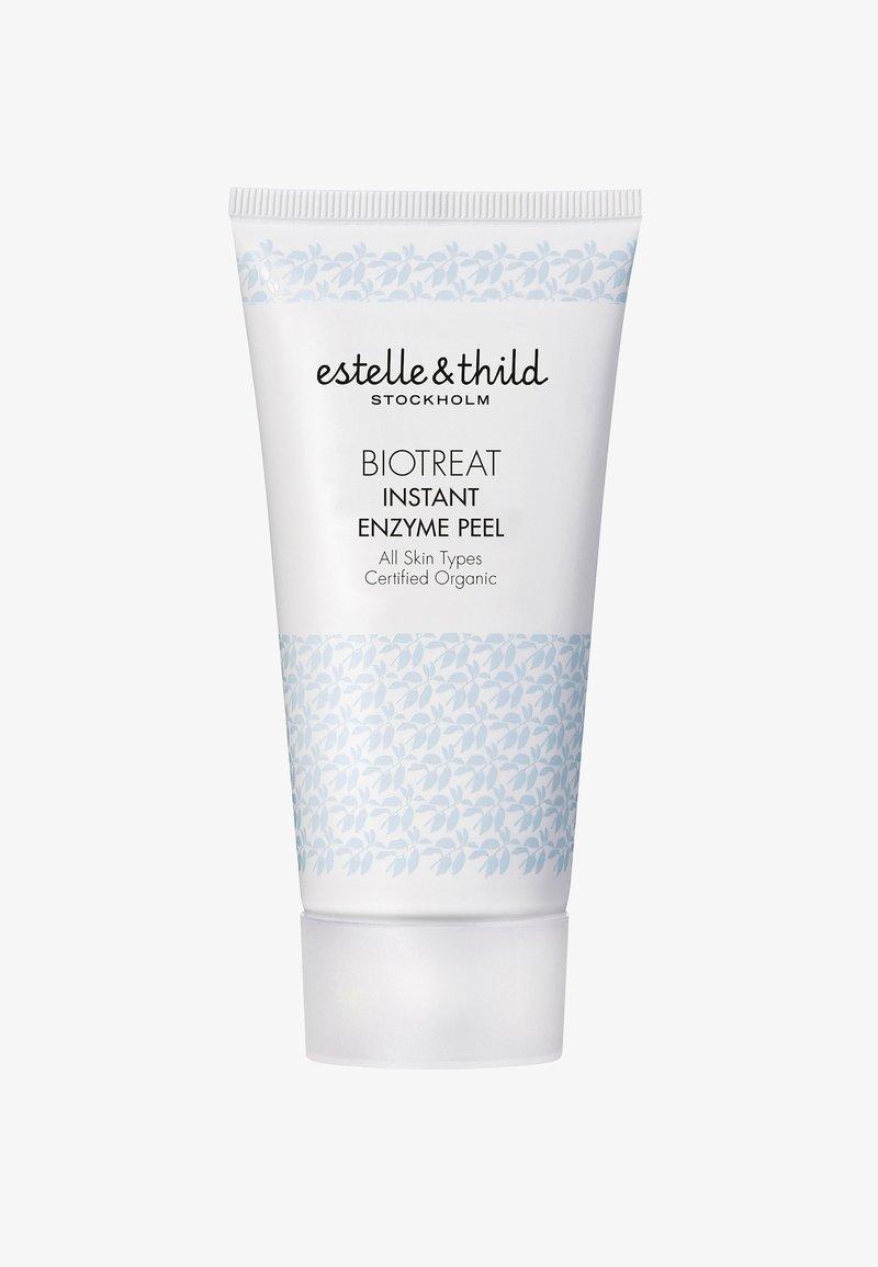 Estelle & Thild - BIOTREAT INSTANT ENZYME PEEL 50ML - Face scrub - -