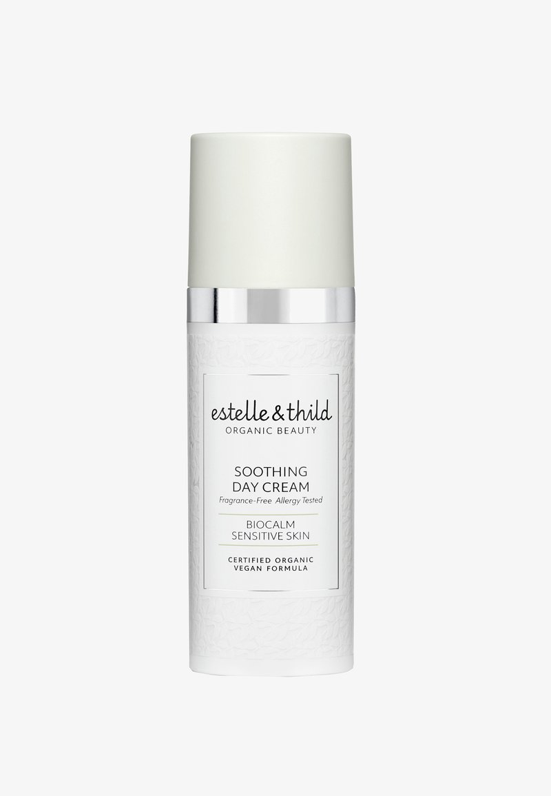 Estelle & Thild - BIOCALM SOOTHING MOISTURE DAY CREAM  - Face cream - -