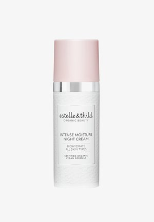 BIOHYDRATE INTENSE MOISTURE NIGHT CREAM  - Nattvård - -