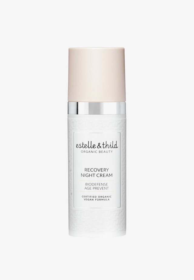 BIODEFENSE INSTANT RECOVERY NIGHT CREAM  - Nachtpflege - -