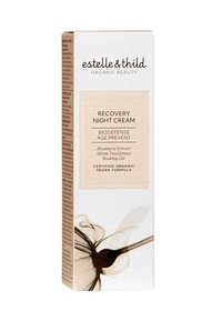 Estelle & Thild - BIODEFENSE INSTANT RECOVERY NIGHT CREAM  - Nattvård - -