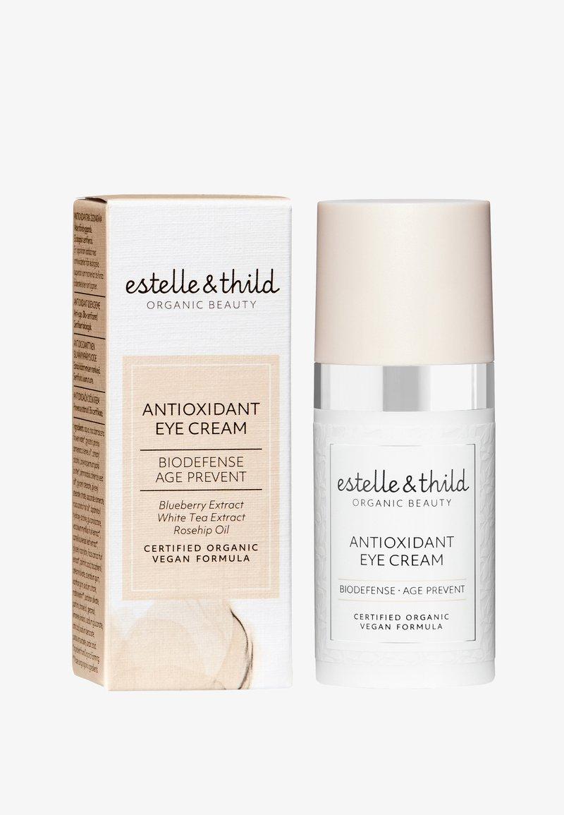 Estelle & Thild - BIODEFENSE ANTIOXIDANT EYE CREAM  - Ögonvård - -