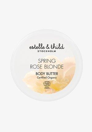 SPRING ROSE BLONDE BODY BUTTER 200ML - Fugtighedscreme - -