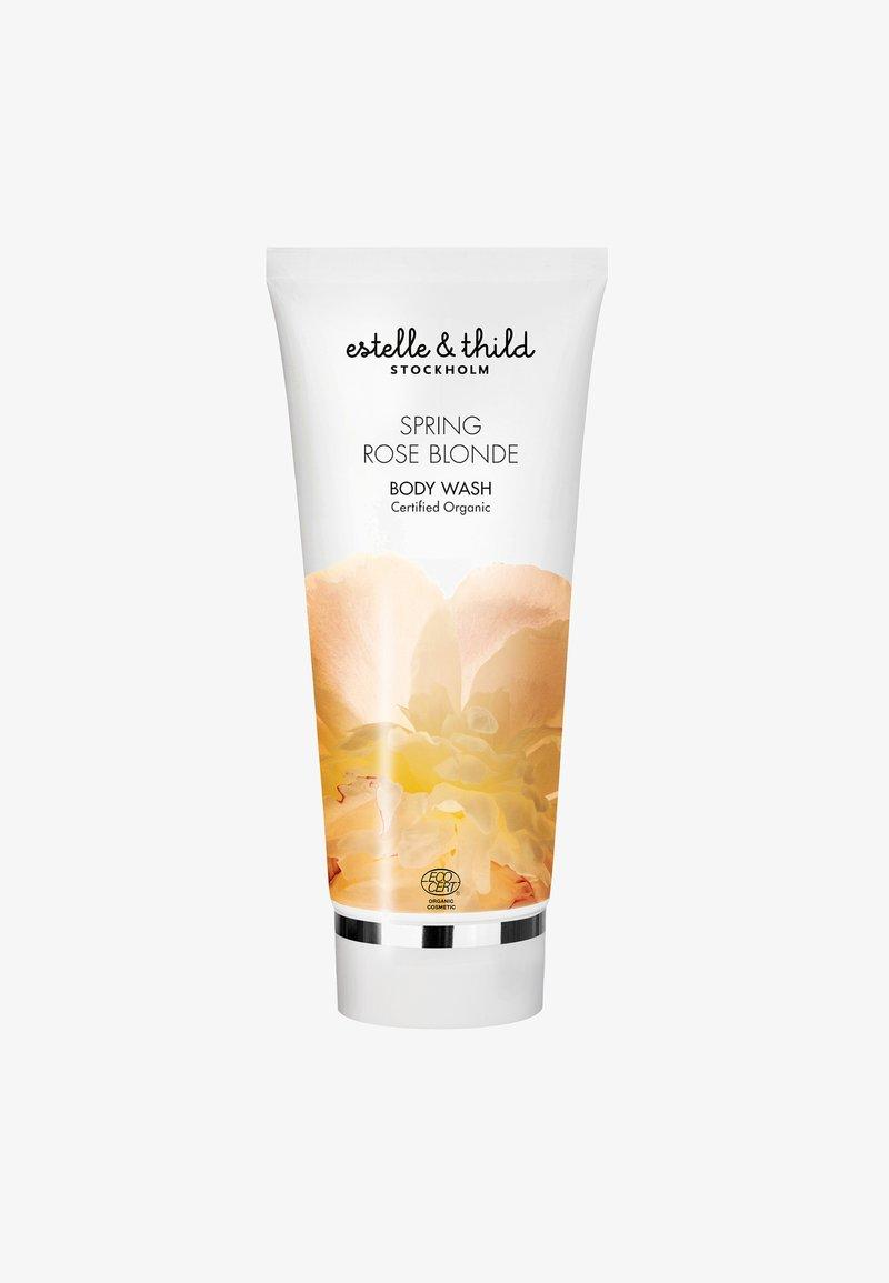 Estelle & Thild - SPRING ROSE BLONDE BODY WASH 200ML - Gel douche - -