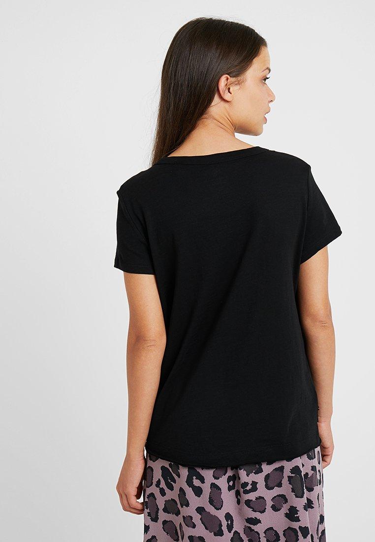 Esprit Petite TeeT shirt Imprimé Black H9IWE2DY