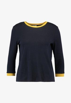 CORE  - Langærmede T-shirts - navy
