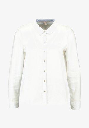 ASOFT OXFORD - Camisa - white