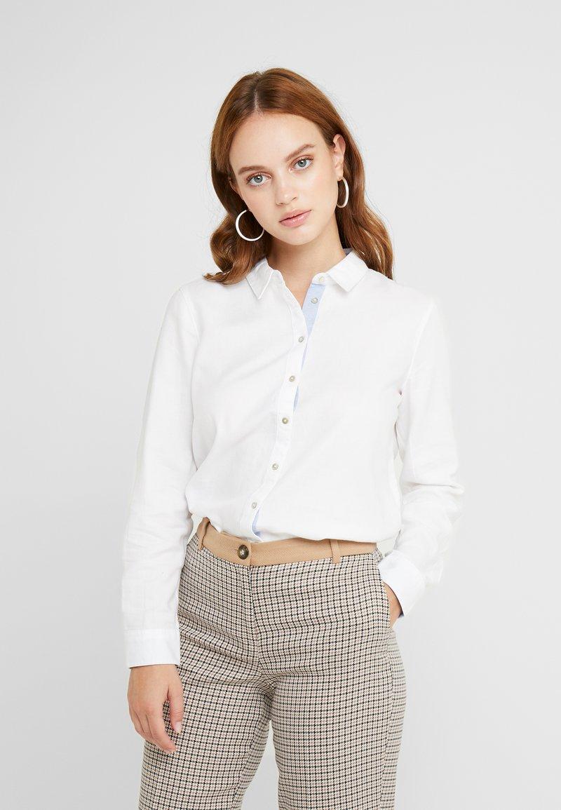 Esprit Petite - ASOFT OXFORD - Hemdbluse - white