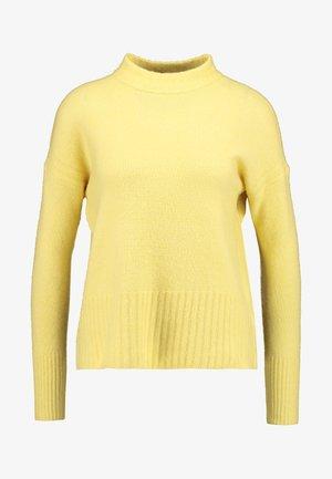 ROLLNK - Jumper - dusty yellow