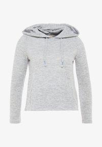 Esprit Petite - HOODED - Sweat à capuche - light grey - 4