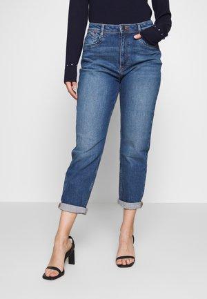 MR GIRLFRIEND - Relaxed fit jeans - blue denim