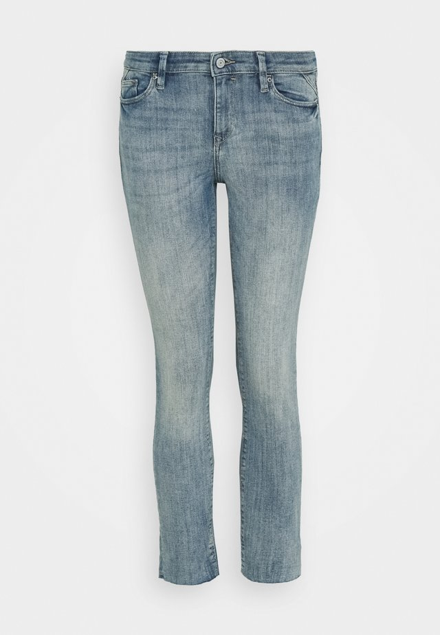 MR SKINNY - Jeans Skinny Fit - blue light wash