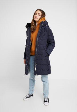 Abrigo de invierno - navy