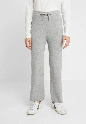 HARPER PANTS - Teplákové kalhoty - grey melange