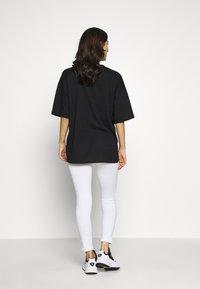 esmé studios - ILSE - Leggings - Trousers - white - 2