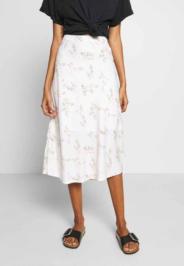 SKIRT - A-Linien-Rock - white