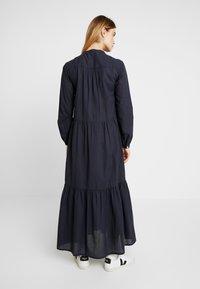 esmé studios - KATJA DRESS - Robe longue - dark blue - 3