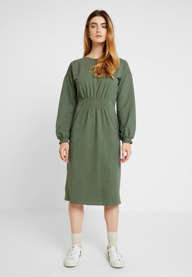ELSE DRESS - Freizeitkleid - thyme