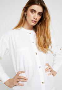 esmé studios - INGE DRESS - Paitamekko - white - 4