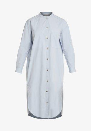 INGE DRESS - Košilové šaty - blue fog