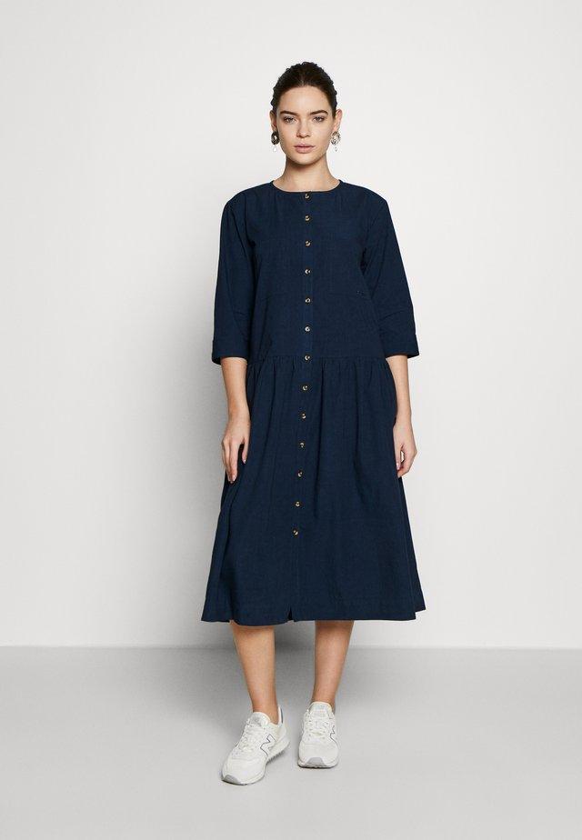 THELMA DRESS - Korte jurk - dark sapphire