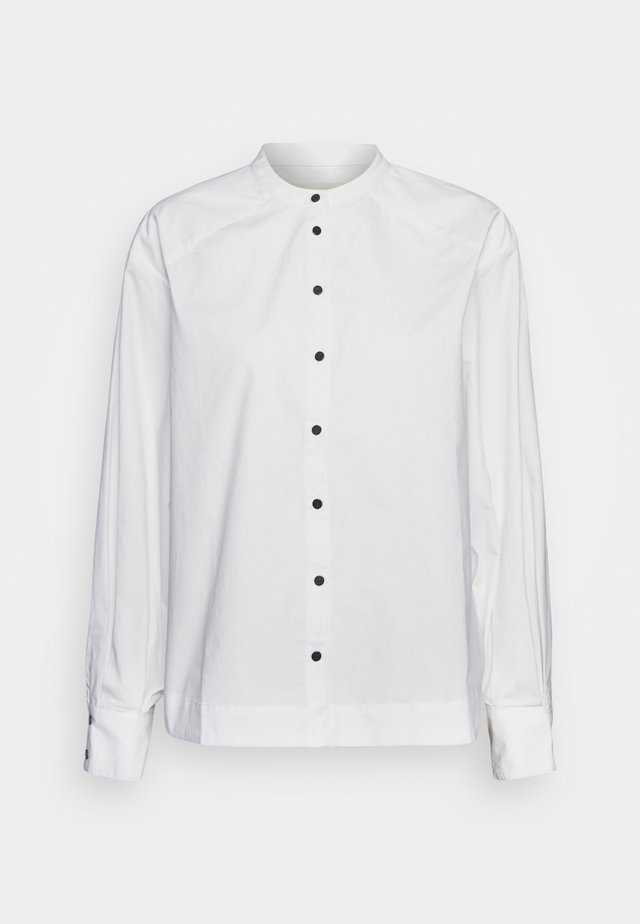 NOVA - Button-down blouse - white
