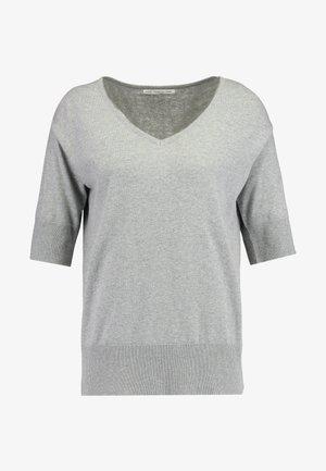 SILLE JUMPER - Neule - mottled light grey