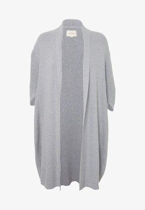 WENDY - Neuletakki - grey melange
