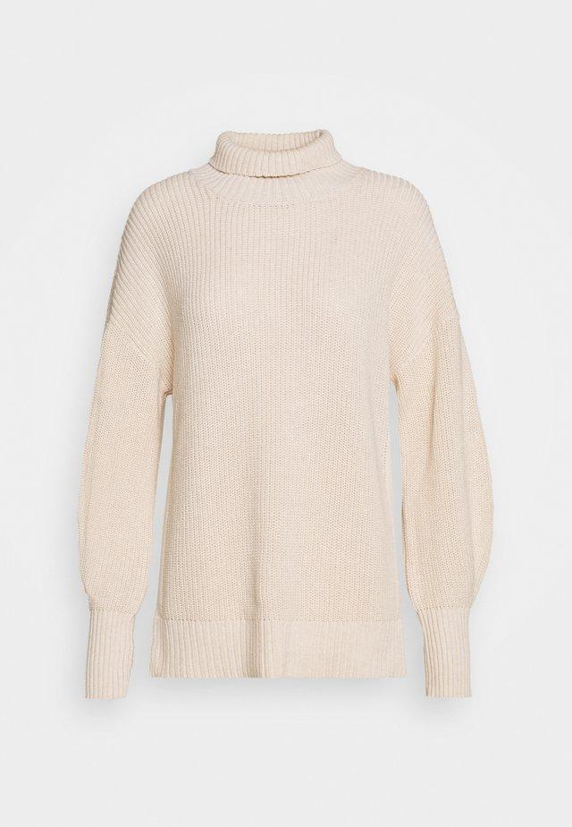 SCARLETT - Pullover - egg white