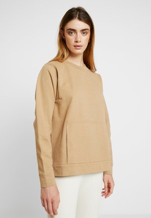 WILMA - Sweatshirt - iced coffee melange