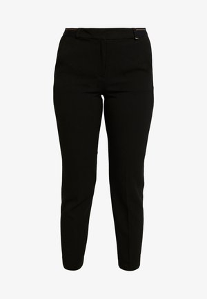 FORMAL JOGGER - Kalhoty - black
