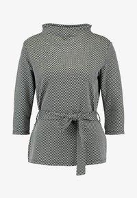 Esprit Collection Petite - Langærmede T-shirts - grey - 4