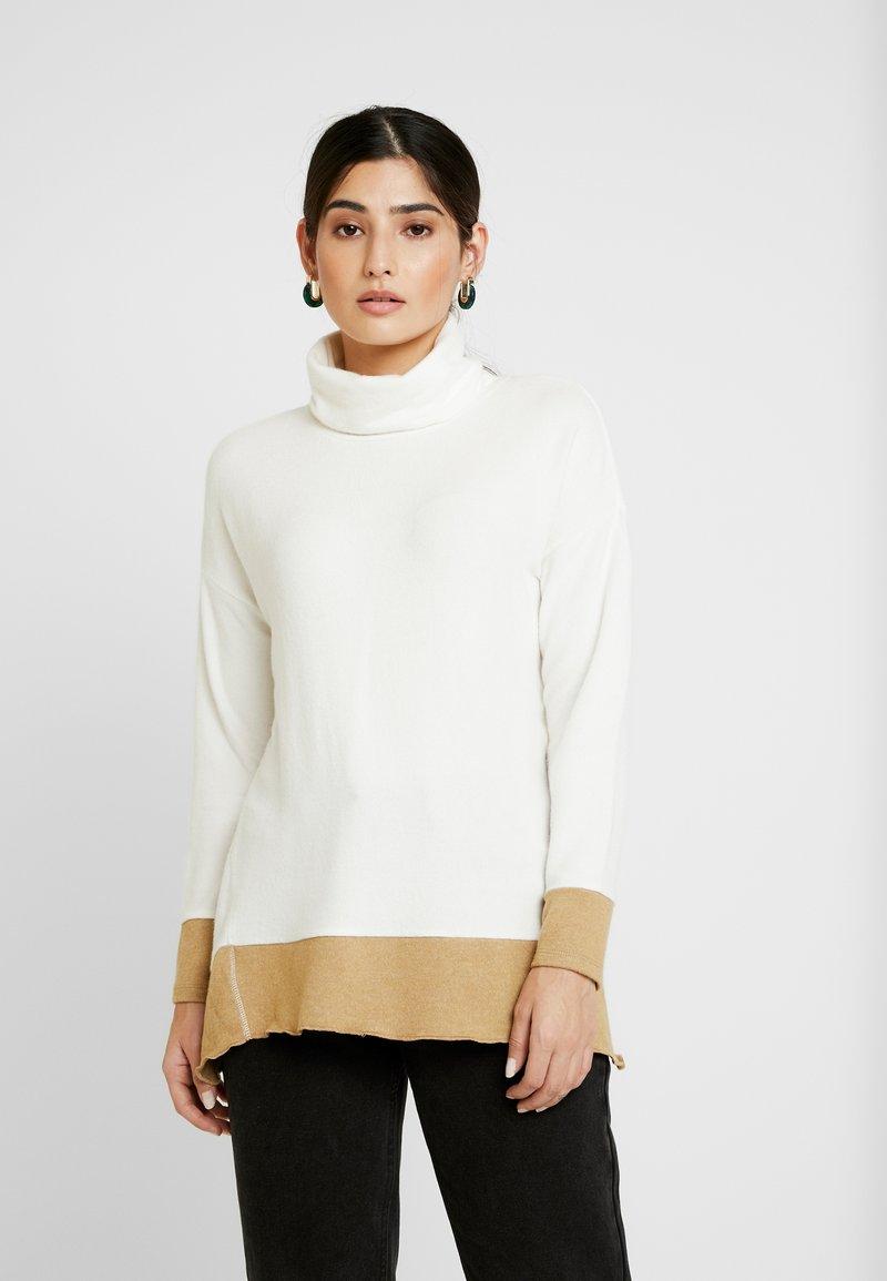 Esprit Collection Petite - Pullover - camel