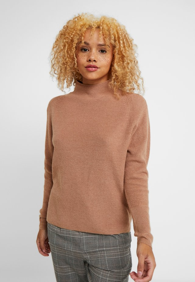 BATWING - Pullover - caramel