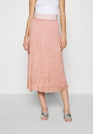 SKIRT - A-Linien-Rock - rose