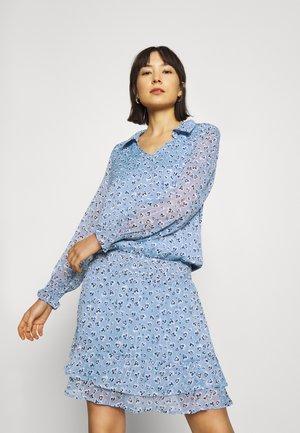 DRESS LEOPARD - Vestido informal - print