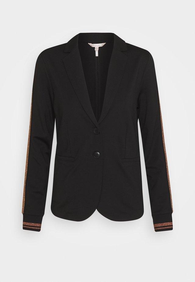 PUNTO TAPE - Blazer - black/cinnomon
