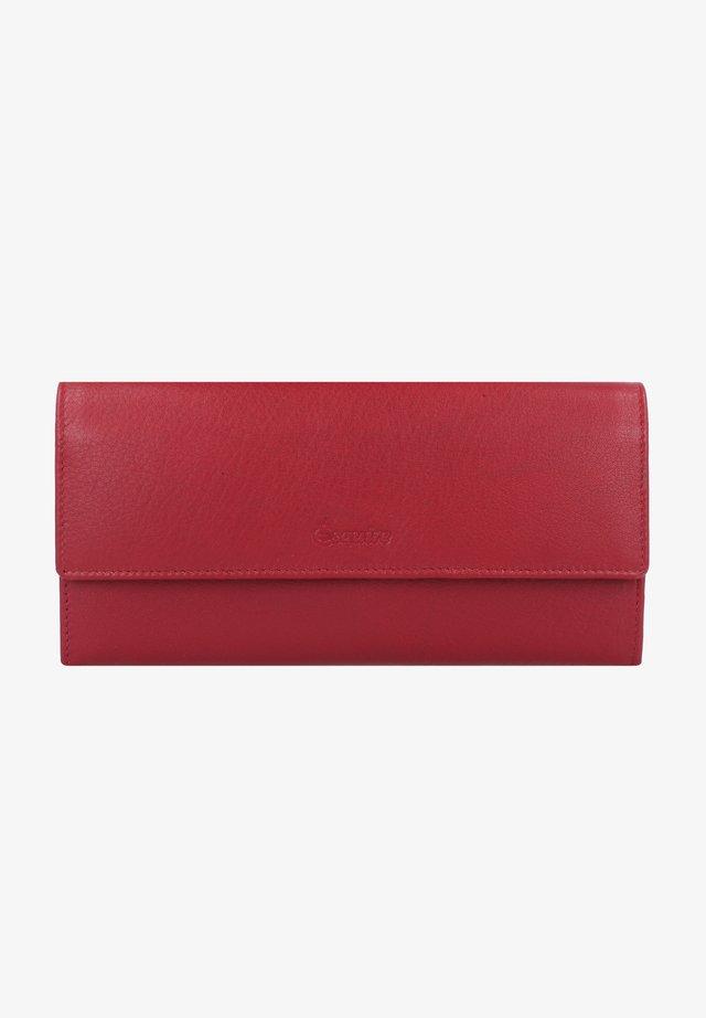 Wallet - rot