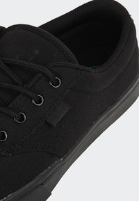 Etnies - Matalavartiset tennarit - black - 6