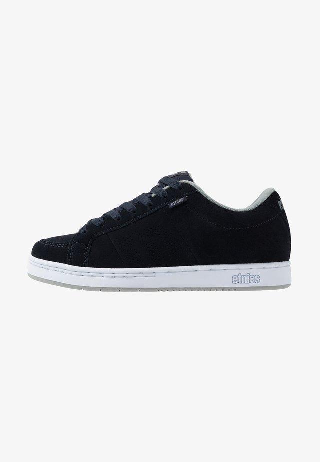 KINGPIN - Scarpe skate - navy/grey/white
