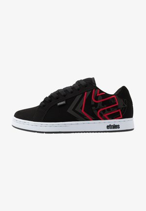 Zapatillas - black/red