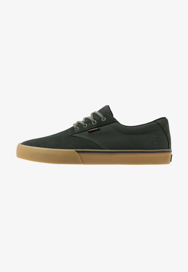 JAMESON - Skateskor - green/black