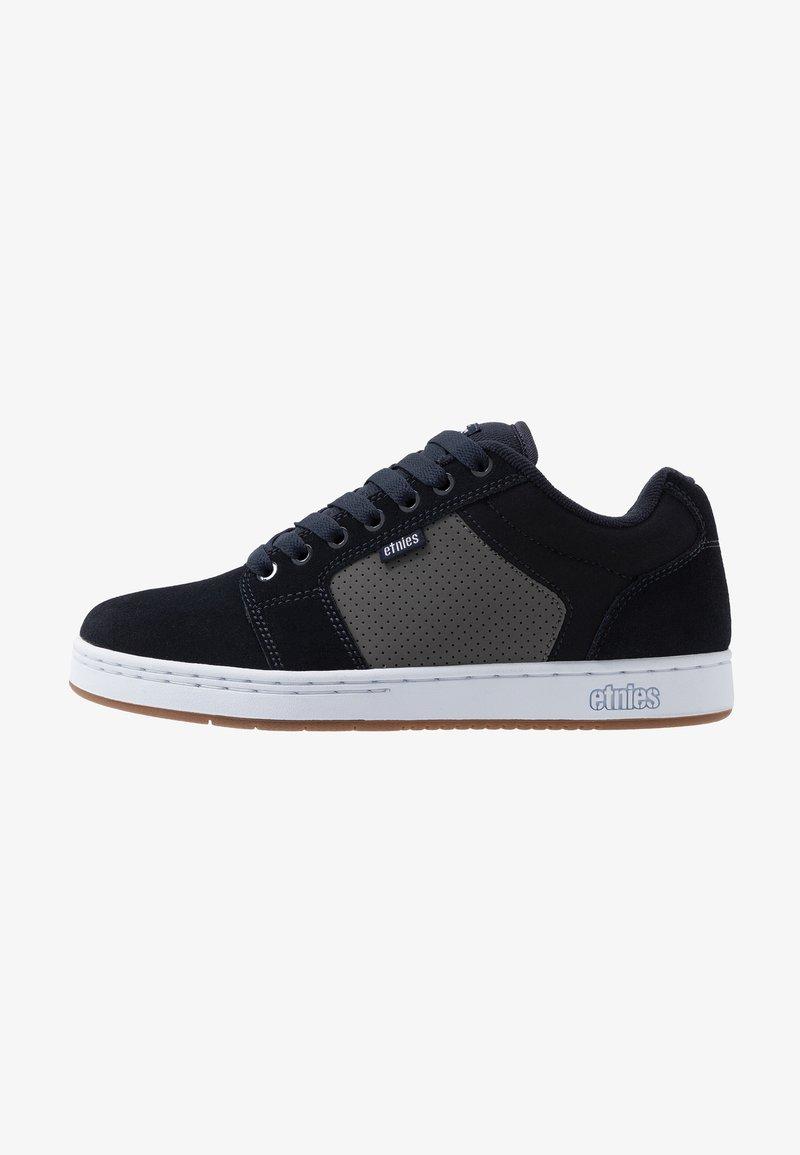 Etnies - BARGE XL - Skatesko - navy/grey